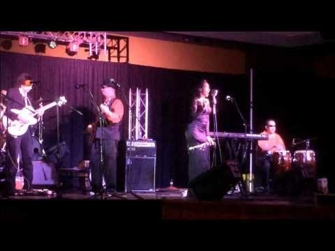 Ariel Amoure performs Black Cat!  #artofthepinupgirl @Pinned Miami