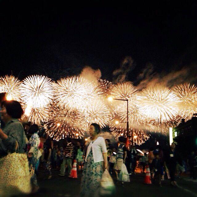 新潟、長岡花火大会 2014!