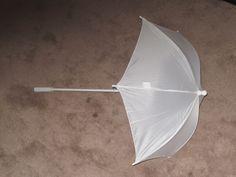 Make changable parasol covers