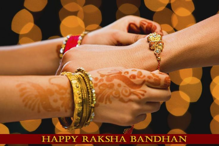Happy Raksha Bandhan! Enhance the bond of the relationship between brothers & sisters exchanging your love! #ChennaiUngalKaiyil.