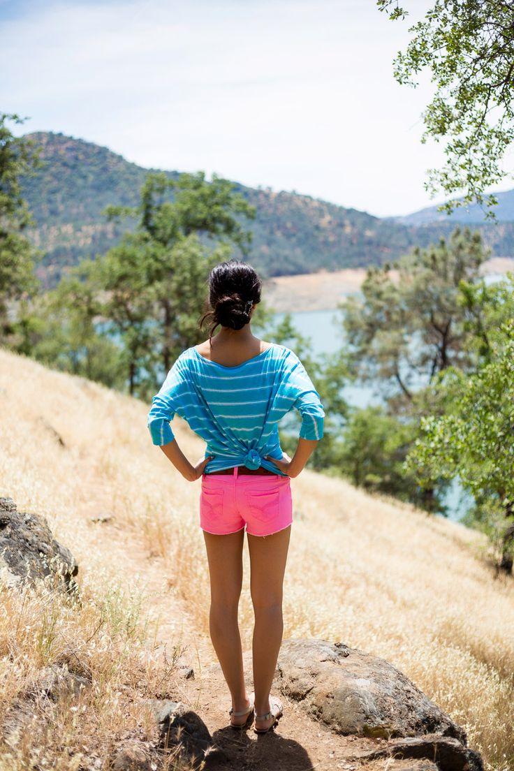 Stylishlyme - Summer Lake Outfit