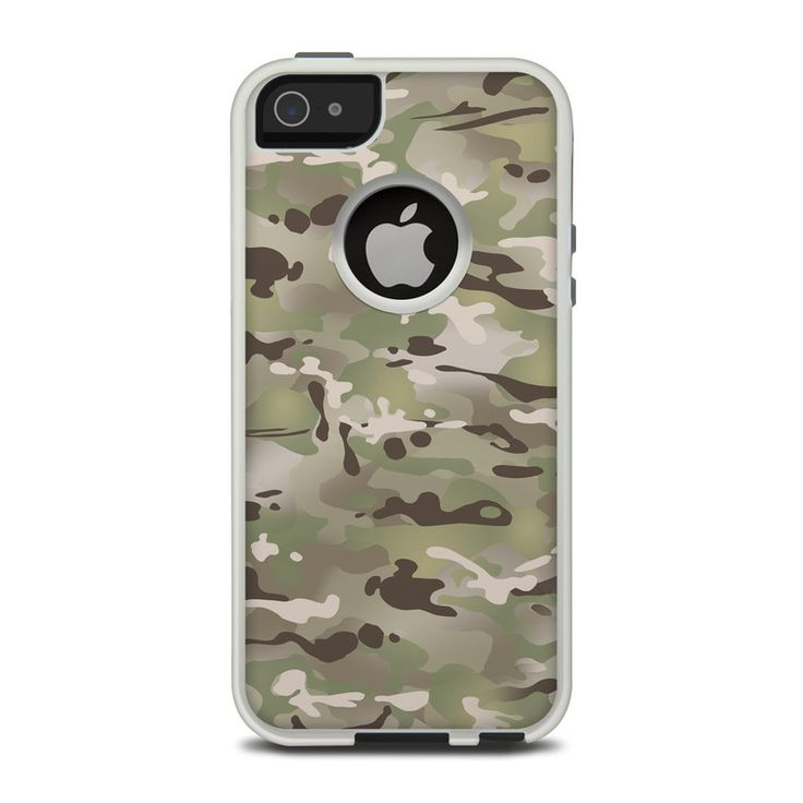 OtterBox Commuter iPhone 5 Case Skin - FC Camo | DecalGirl