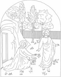 Coloring Pages For The Rosary Stations Of Cross Apostles Creed Etc