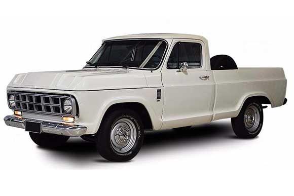 Conheca Os Dados Tecnicos Do Chevrolet A 10 4 1 Cs 1985 Consumo