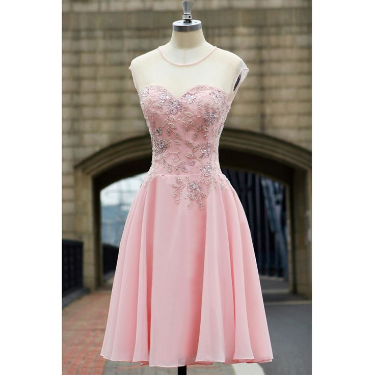 Mejores 248 imágenes de Homecoming Dresses en Pinterest | Vestido de ...