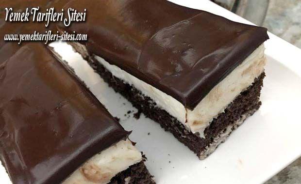 Çikolatalı Mousse Pasta Tarifi | Yemek Tarifleri Sitesi - Oktay Usta - Harika ve Nefis Yemek Tarifleri