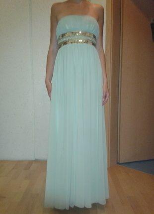 60€ mintfarbenes kleid Größe 34/XS