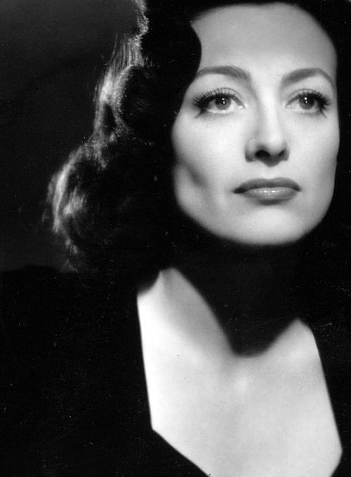 Joan Crawford, A Woman's Face — 1941