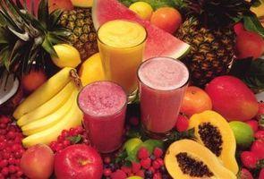 Types of Fruit Smoothies thumbnail