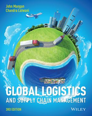 GLOBAL LOGISTICS AND SUPPLY CHAIN MANAGEMENT de John Mangan et Chandra Lalwani. Contents: PART ONE – LOGISTICS AND SUPPLY CHAIN CONTEXT: Introduction. Globalisation and international trade. Supply chain relationships. Supply chain strategies. PART TWO – LOGISTICS AND SUPPLY CHAIN OPERATIONS: Transport in supply chains. Transport security. Logistics service providers. Procurement. Inventory management. PART THREE – SUPPLY CHAIN DESIGNS. Supply chain vulnerability, risk, robustn... Cote : 4-52…
