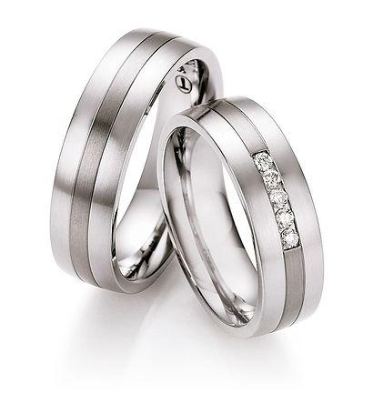 Stalen / Titanium Ringen   - € 162,65