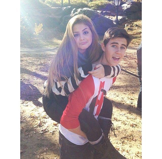 Princess Lauren and Nash Grier