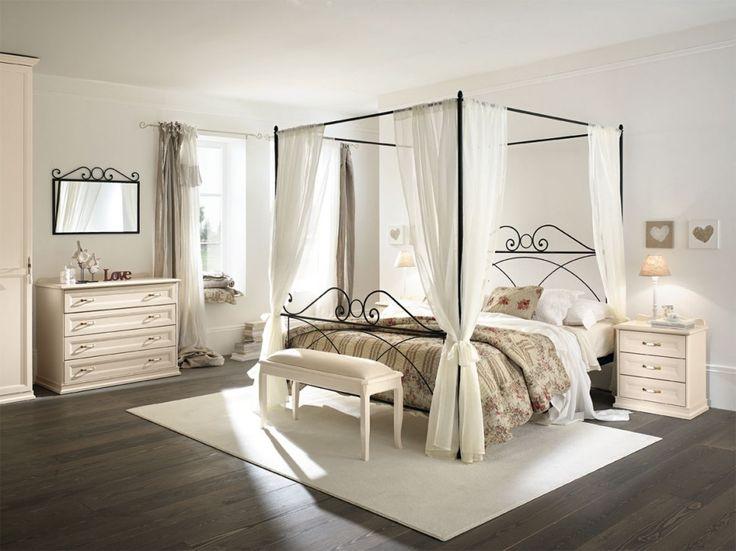 Très Oltre 25 fantastiche idee su Camera da letto con baldacchino su  BE63