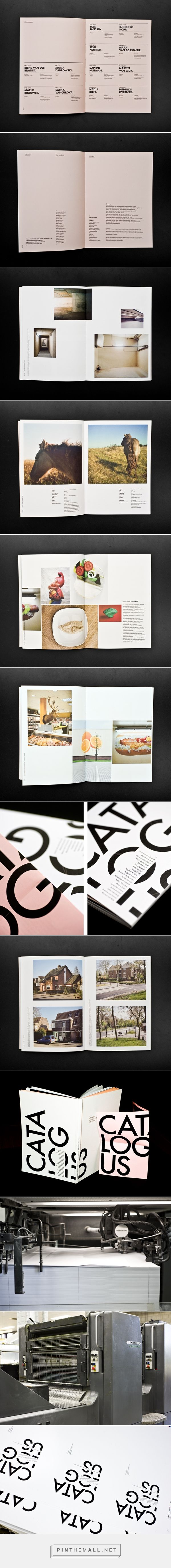 CATA - LOG - US on Behance - created via http://pinthemall.net
