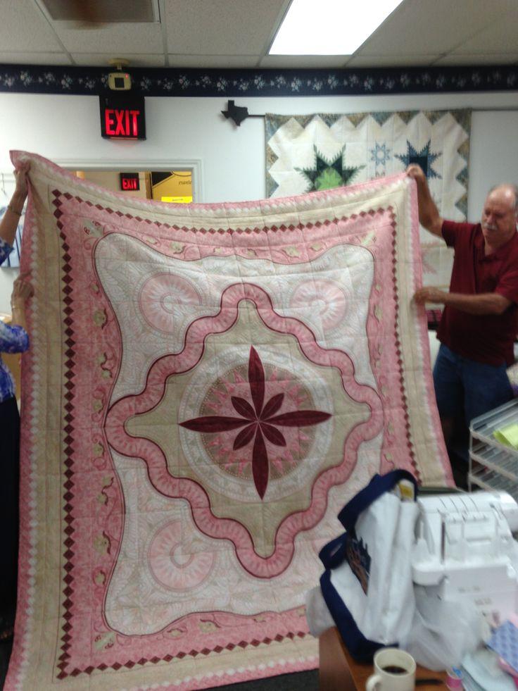 21 best Jacobean Journey Quilt images images on Pinterest   Quilt ... : jacobean quilt - Adamdwight.com
