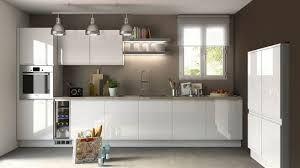 """Résultat de recherche d'images pour """"cuisine laquée blanche"""""""