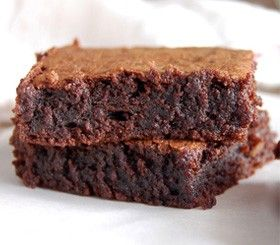 Paleo grain free brownies. Made with Almond Butter! I have made these 3 times now, great with added chocolate chips too :)