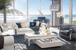 Elegant Living Room Eclectic Design Pinterest