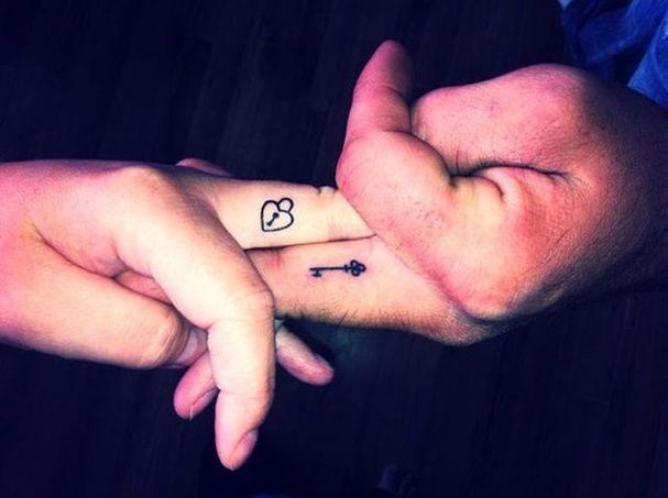 Le tatouage sentimental