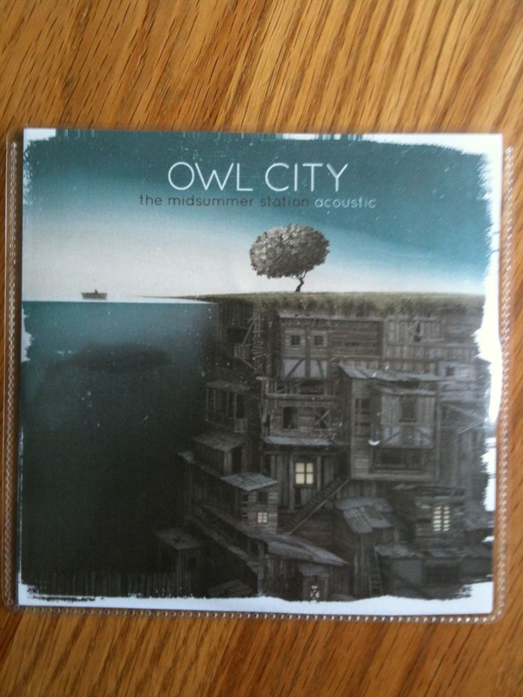 Owl City The Midsummer Station Acoustic