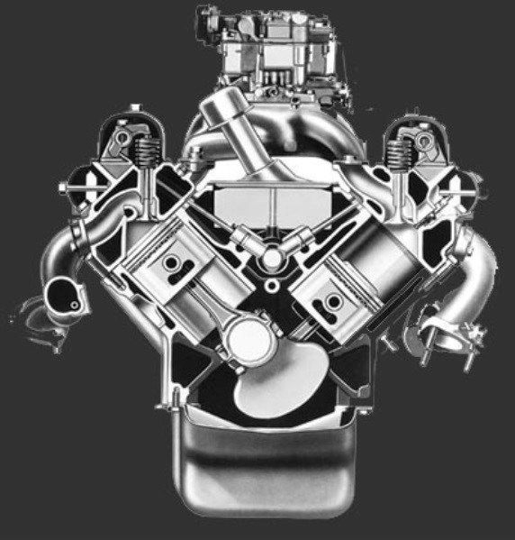 Buick Wildcat V8 Engine: 21 Best Buick Nailhead Images On Pinterest