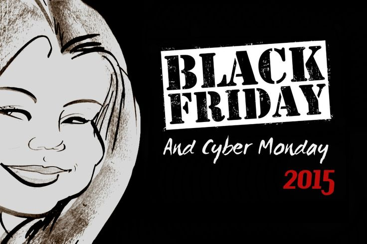 Beauty In Between: Black Friday & Cyber Monday 2015