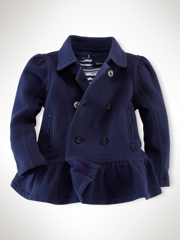 I would never actually buy Ralph Lauren for my baby...but just look at this. SO FREAKING CUTE!!!