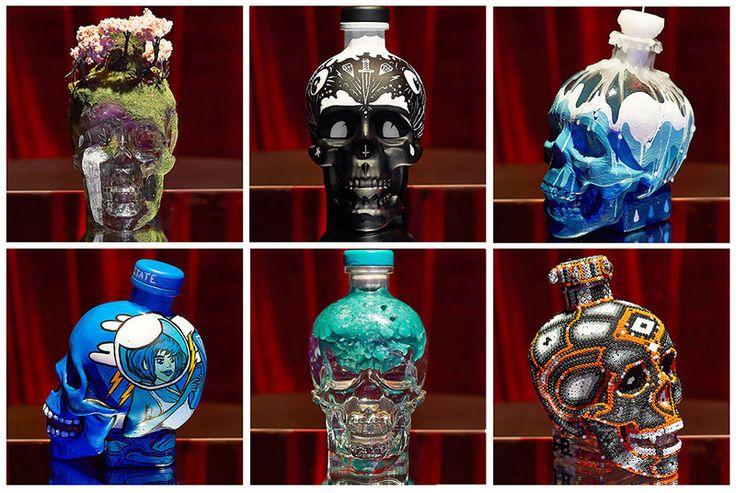 Crystal Head Vodka – IHART Project