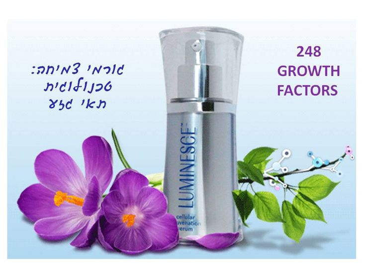 Luminesce Serum - develop by Dr. Nathan Newman derived from Stem cell technology - 248 Growth Factor who gives direction to our skin cells to grow new collagen, elastin and makes our skin young again and renewed from Inside. No competition in the market in price quality and effectivness of age reverse,