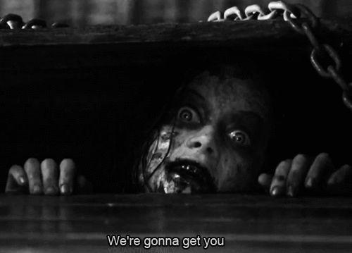 Imagenes y gifs de terror y paranormales parte 2