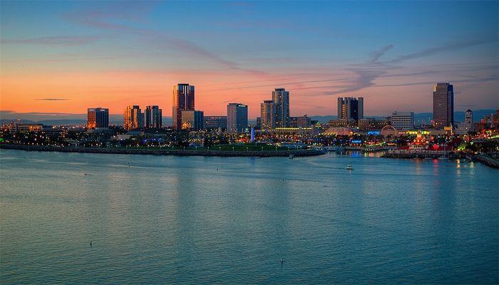 Budget Motels in Long Beach, California