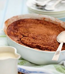 Chocolate Delicious Pudding