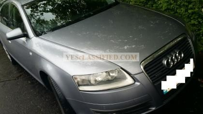 AUDI A6 BREAKING FOR PARTS 2005 YEAR