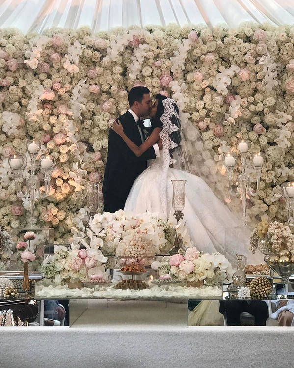 Lilly Ghalichi, Dara Mir, Shahs of Sunset, Wedding