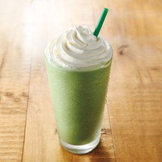Maccha Cream Frappuccino