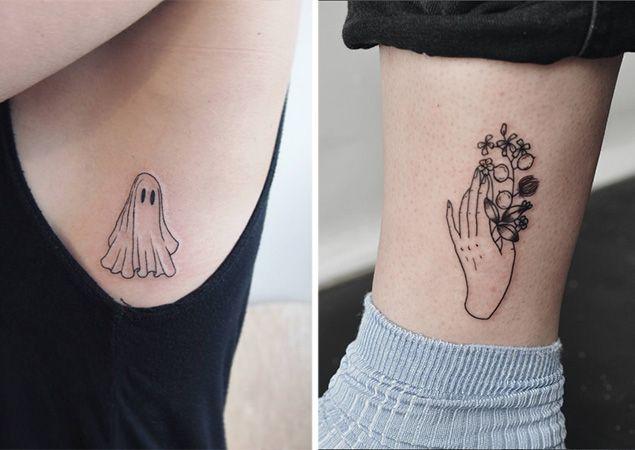25 Best Ideas About Fine Line Tattoos On Pinterest Forearm Flower