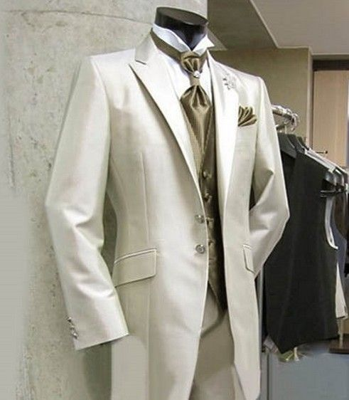 The Men Wedding Tuxedos with special bowtie design The Set includes one pair of Pants, one Sash, one Bowtie and one Coat You can also wear Designer Tuxedos at normal days for a little bit formal occasions or match them with other informal clothes for casual style Men Wedding Tuxedos will express your guests and friends, most importantly, express your bride the most cool and handsome you and root you in her heart