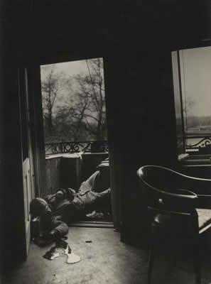 Robert Capa, Last Man to Die, Allemagne, 1945