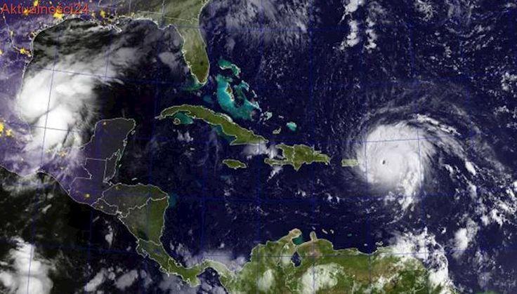 Skąd się biorą huragany i ich imiona?
