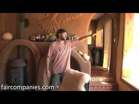 How to choose a natural building material (i.e. cob or straw or a mix) {video}