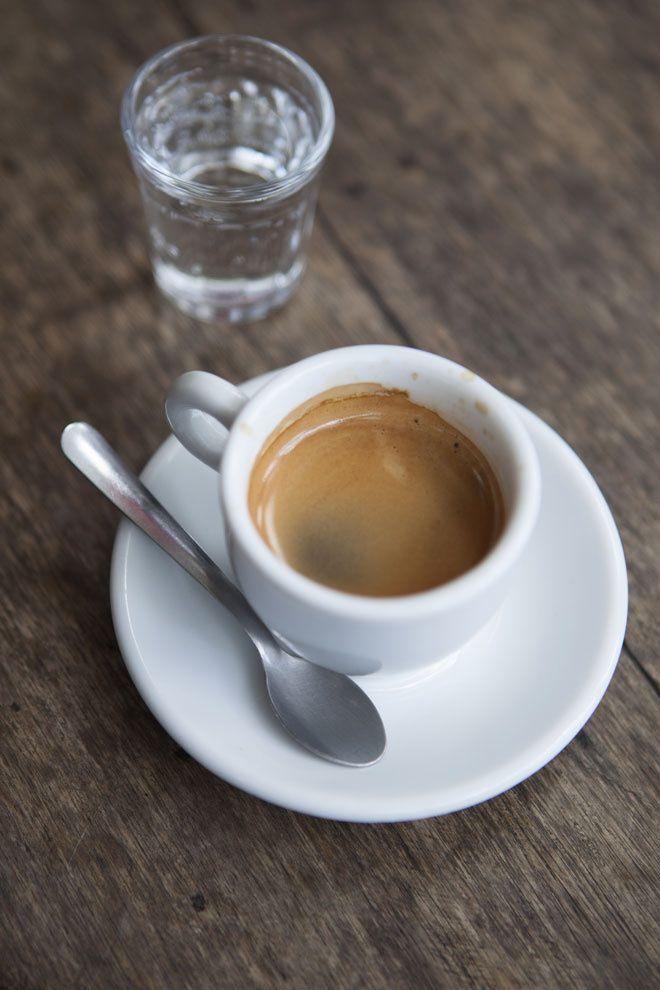 Un café : Caffè Sant'Eustachio
