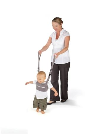 Walking Wings help your baby balance while they learn to walk with fewer falls. Saves your back and baby's elbow from injury.