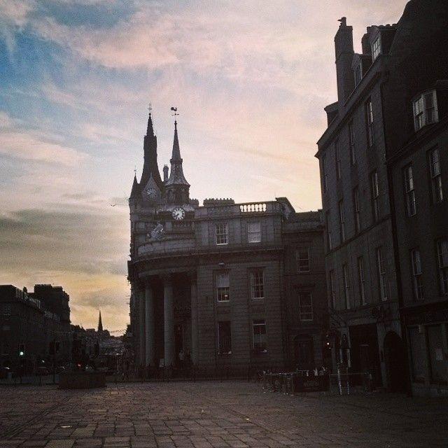Aberdeen in Aberdeen City, Aberdeen City