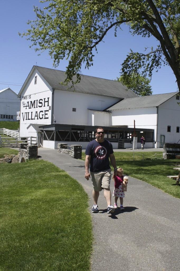 The Amish Village #VisitLancaster #spon #ad