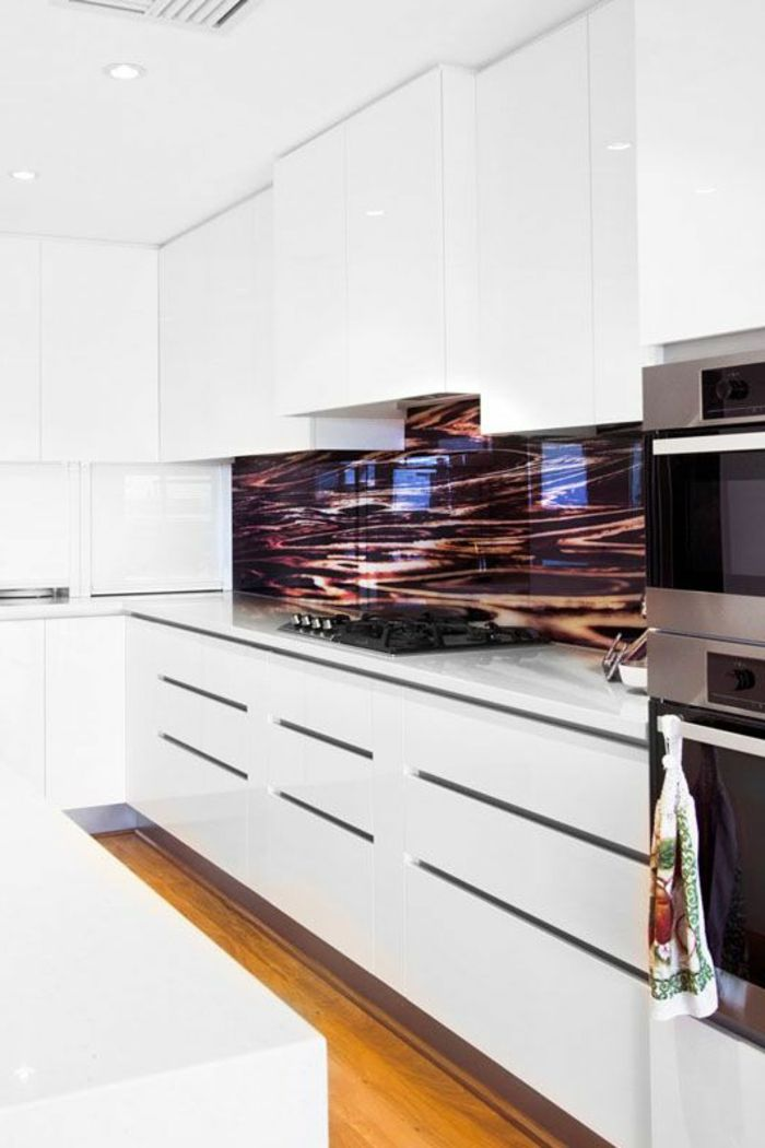 1001 Fantastische Kuchenruckwand Ideen Zur Inspiration Home