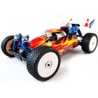 The Warrior is a fully built, fully featured, race ready, top of the range 1/8 buggy. The many feature enhancements and highly adjustable setup make this great looking model not only look the part but 'be' the part! Features include a big powerful SH .21 engine, unique new c-hub steering system, steel gears throughout and 16mm super big bore aluminium shocks.    http://www.nitrotek.dk/rc-biler/1-10-rtr-nitro-biler.html