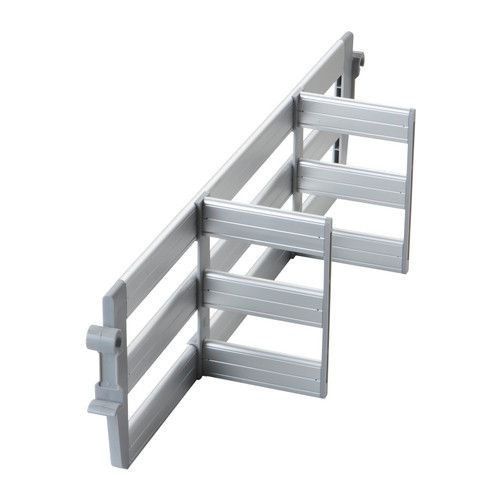 oltre 25 fantastiche idee su divisori cassetto su pinterest ... - Ikea Cassetti Cucina
