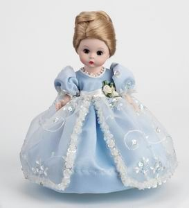 "sweet 8"" cinderella doll ~ by madame alexander"