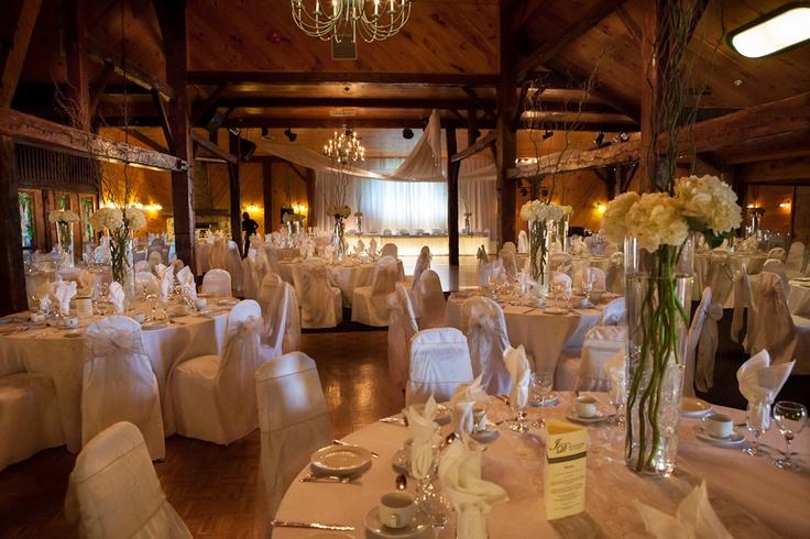 Rustic Chic Elegance Niagara Wedding Venue Hernder Estate Wines Decor By Stuffbychris Ca
