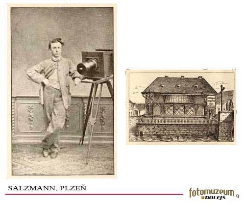 Plzeň, Salzmann